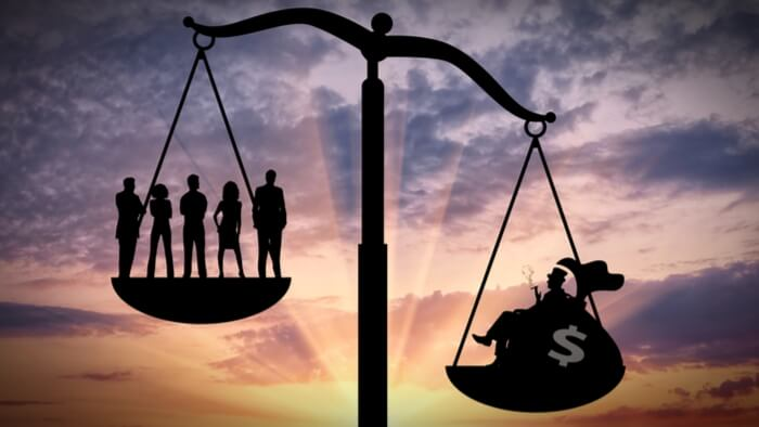 The Oxfam Report on Economic Inequality: The Fearful Mindset Strikes Again